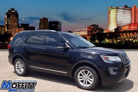 Pre-Owned 2018 Ford Explorer XLT FWD Sport Utility