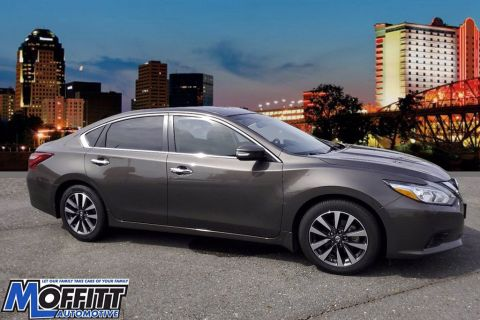 Pre-Owned 2017 Nissan Altima 2.5 SL FWD 4dr Car