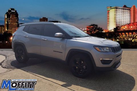 Pre-Owned 2019 Jeep Compass Altitude FWD Sport Utility