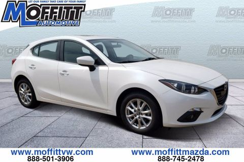 Certified Pre-Owned 2016 Mazda3 i Touring FWD Hatchback