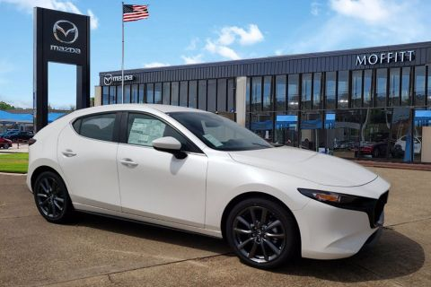 2020 Mazda Mazda3 Hatchback Preferred Pkg