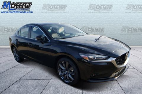 New 2020 Mazda6 Touring FWD 4dr Car
