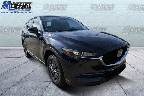 New 2020 Mazda CX-5 Touring FWD Sport Utility