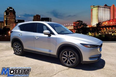 Certified Pre-Owned 2017 Mazda CX-5 Grand Select FWD Sport Utility