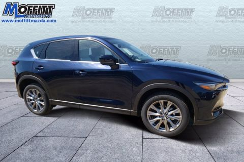 New 2020 Mazda CX-5 Grand Touring FWD Sport Utility