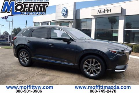 Pre-Owned 2017 Mazda CX-9 Grand Touring FWD Sport Utility