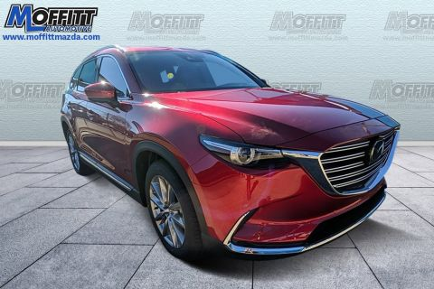 New 2020 Mazda CX-9 Grand Touring FWD Sport Utility