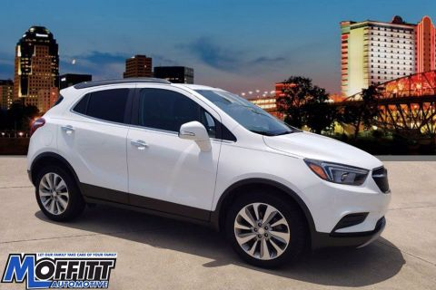 Pre-Owned 2017 Buick Encore Preferred FWD Sport Utility